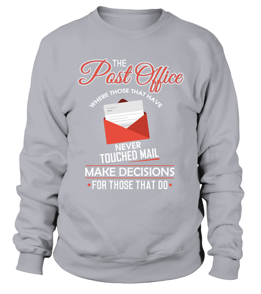 Mysteries of Post Office Shirt - Giggle Rich - 5