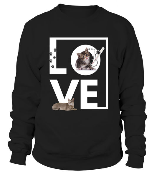 Veterinarian's Love Shirt - Giggle Rich - 1