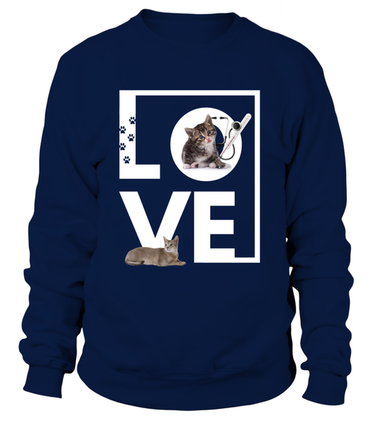 Veterinarian's Love Shirt - Giggle Rich - 3