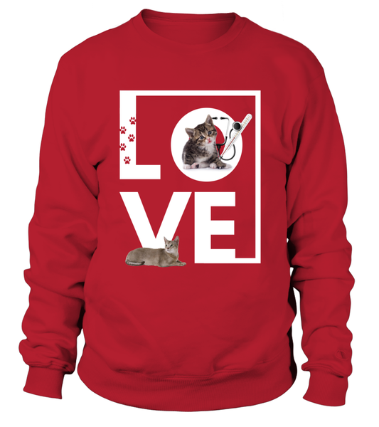 Veterinarian's Love Shirt - Giggle Rich - 5