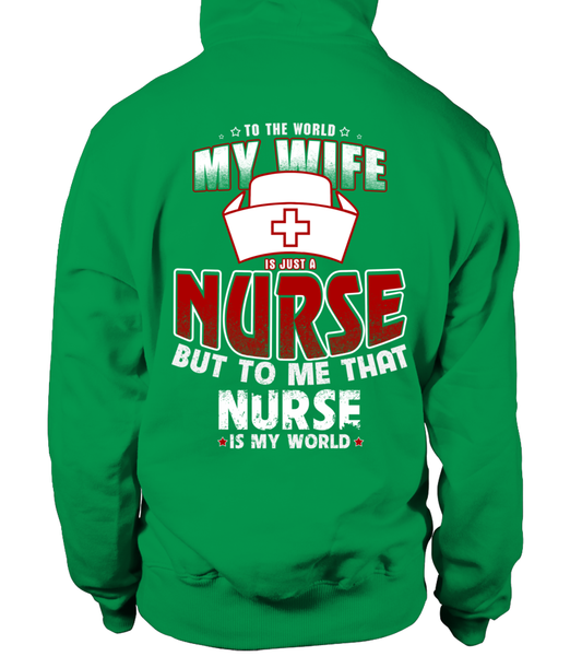 My Wife Is Just A Nurse  - Giggle Rich - 10