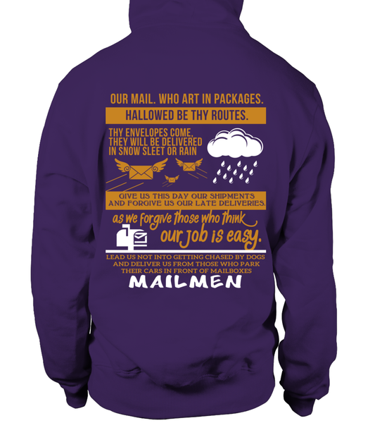 Mailman Prayer Shirt - Giggle Rich - 10