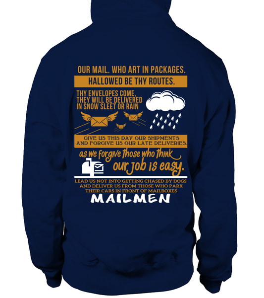 Mailman Prayer Shirt - Giggle Rich - 12