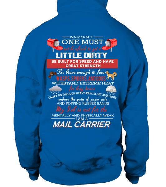 I'm A Mail Carrier Shirt - Giggle Rich - 5