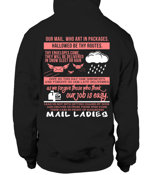 Mail Lady Prayer Shirt - Giggle Rich - 1