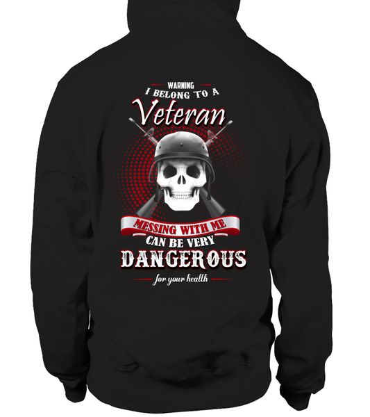 I Belong To A Veteran - Shirt Shirt - Giggle Rich - 5