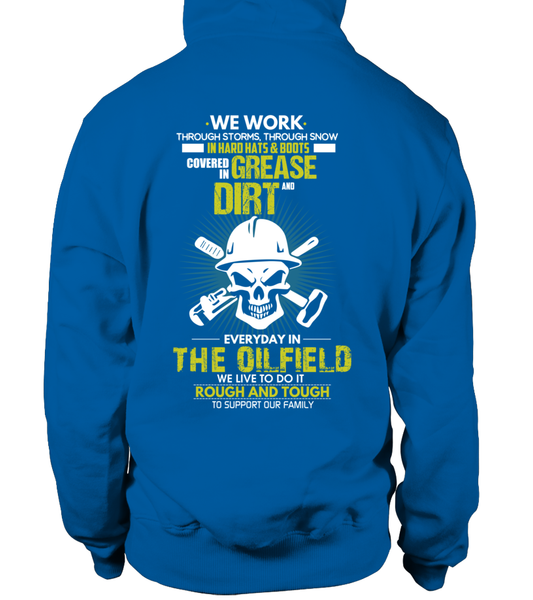 The Oilfield, Rough And Tough Shirt - Giggle Rich - 22