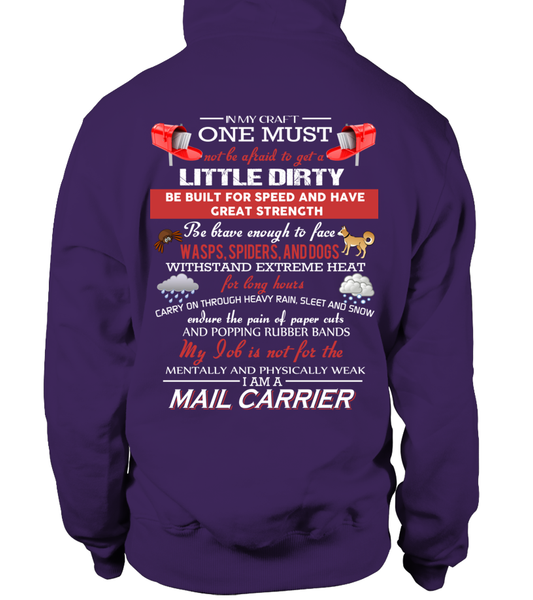 I'm A Mail Carrier Shirt - Giggle Rich - 1