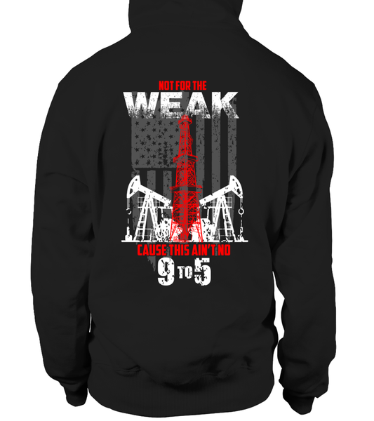 This Is Oilfield and Its Not For The Weak Shirt - Giggle Rich - 14