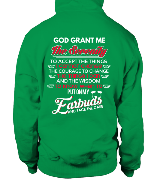 God Grants The Postal Worker With Serenity Shirt - Giggle Rich - 18