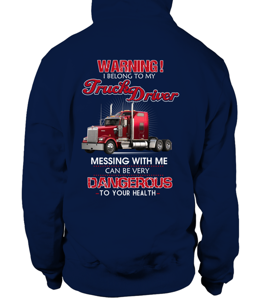 Don't Mess With Truck Driver Shirt - Giggle Rich - 16