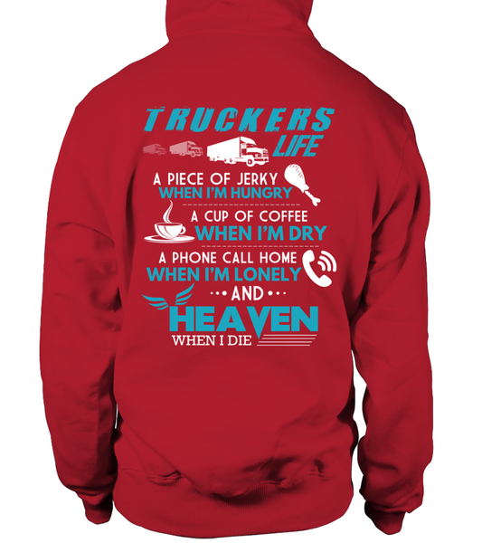 Truckers Life Shirt - Giggle Rich - 16