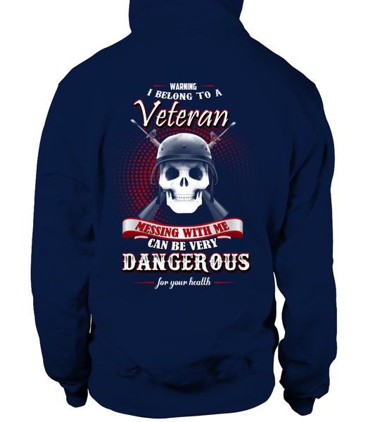 I Belong To A Veteran - Shirt Shirt - Giggle Rich - 6