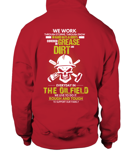 The Oilfield, Rough And Tough Shirt - Giggle Rich - 18