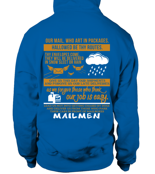 Mailman Prayer Shirt - Giggle Rich - 14