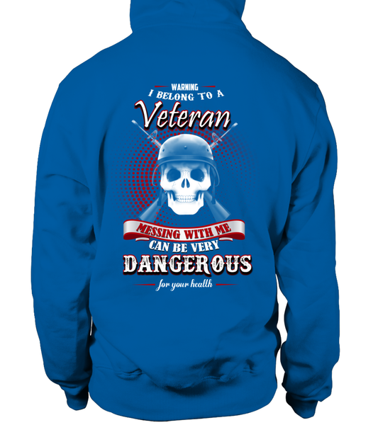 I Belong To A Veteran - Shirt Shirt - Giggle Rich - 9
