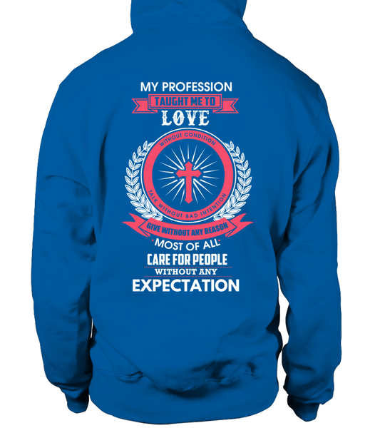 My Profession Taught Me To Love - Minister Shirt - Giggle Rich - 10