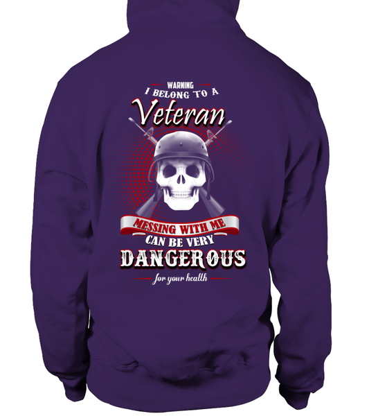 I Belong To A Veteran - Shirt Shirt - Giggle Rich - 7