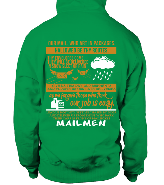 Mailman Prayer Shirt - Giggle Rich - 24
