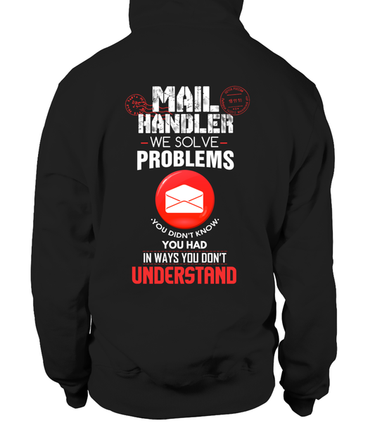 Mail Handler Problems Shirt - Giggle Rich - 1