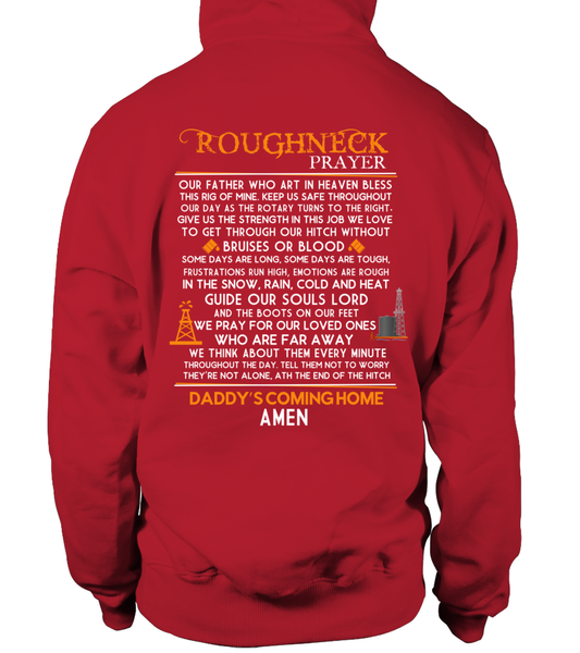 Roughneck Prayer Shirt - Giggle Rich - 9