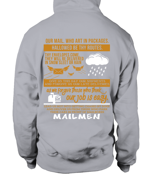 Mailman Prayer Shirt - Giggle Rich - 20