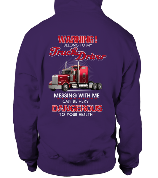 Don't Mess With Truck Driver Shirt - Giggle Rich - 12