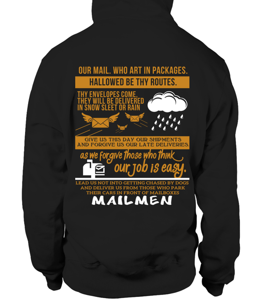Mailman Prayer Shirt - Giggle Rich - 8