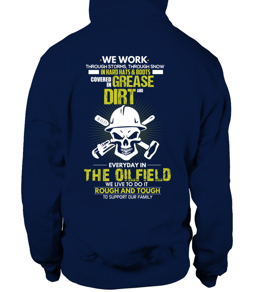 The Oilfield, Rough And Tough Shirt - Giggle Rich - 20