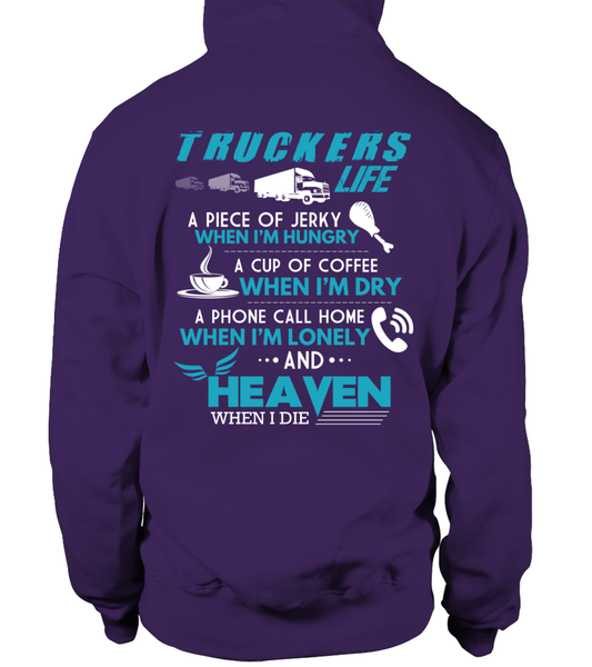 Truckers Life Shirt - Giggle Rich - 12