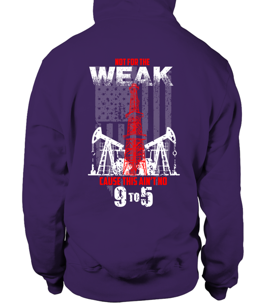 This Is Oilfield and Its Not For The Weak Shirt - Giggle Rich - 12