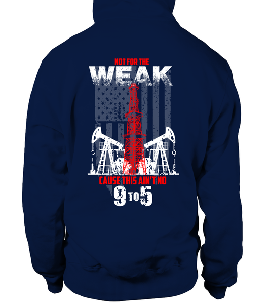 This Is Oilfield and Its Not For The Weak Shirt - Giggle Rich - 16