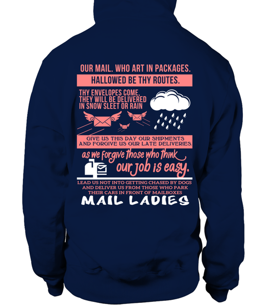 Mail Lady Prayer Shirt - Giggle Rich - 3