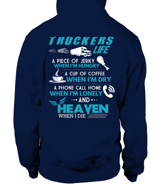 Truckers Life Shirt - Giggle Rich - 18
