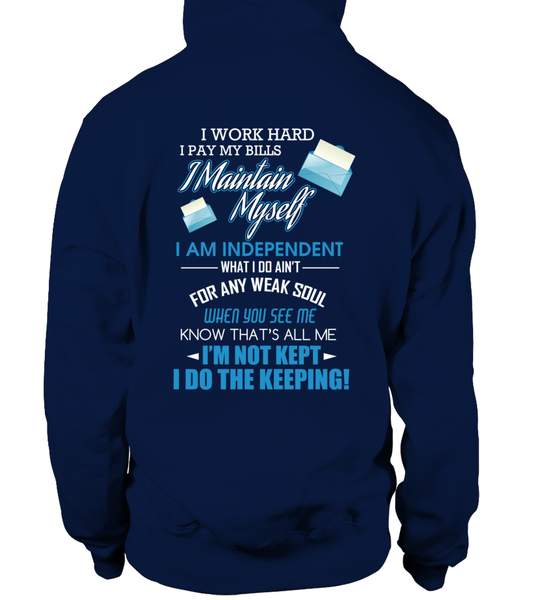 I Am An independent Postal Worker Shirt - Giggle Rich - 28