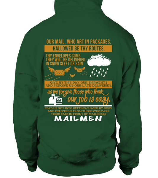 Mailman Prayer Shirt - Giggle Rich - 16