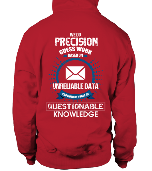 Postal Workers Do Precision Guess Work Shirt - Giggle Rich - 12