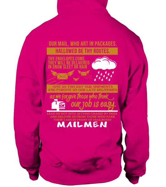 Mailman Prayer Shirt - Giggle Rich - 18