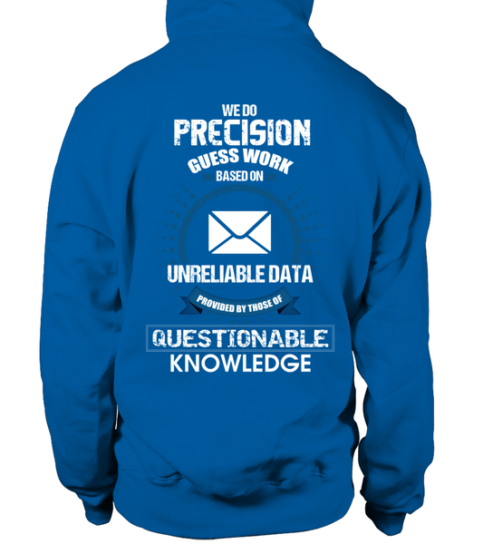 Postal Workers Do Precision Guess Work Shirt - Giggle Rich - 16