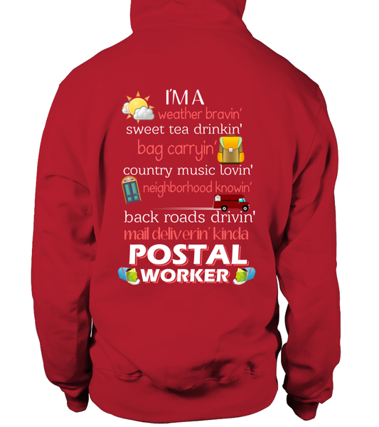 I'm A Postal Worker Shirt - Giggle Rich - 6