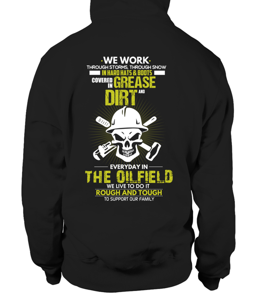 The Oilfield, Rough And Tough Shirt - Giggle Rich - 16