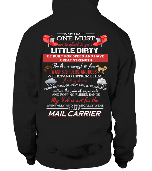 I'm A Mail Carrier Shirt - Giggle Rich - 3