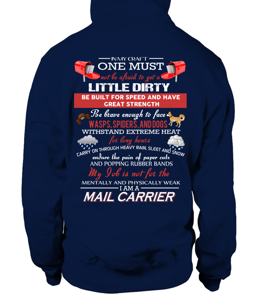 I'm A Mail Carrier Shirt - Giggle Rich - 2