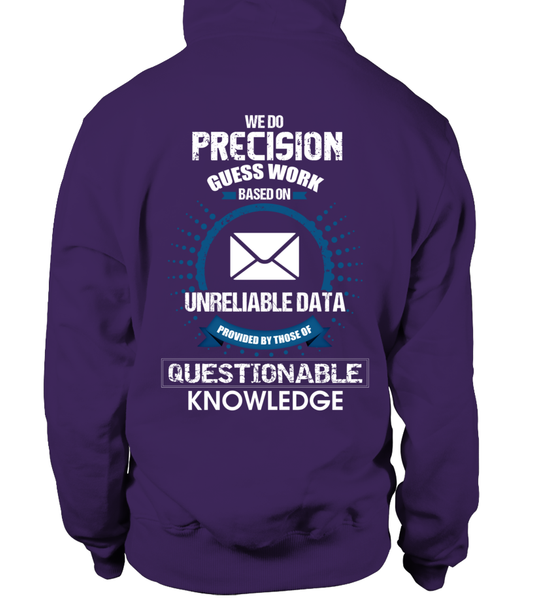 Postal Workers Do Precision Guess Work Shirt - Giggle Rich - 10