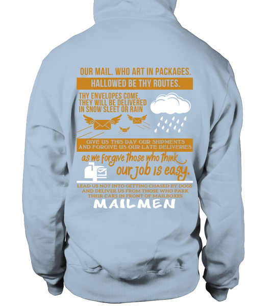 Mailman Prayer Shirt - Giggle Rich - 22