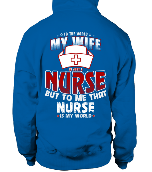 My Wife Is Just A Nurse  - Giggle Rich - 11