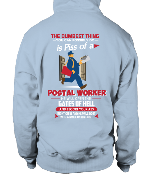 Piss Of A Postal Worker Shirt - Giggle Rich - 20