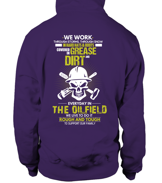 The Oilfield, Rough And Tough Shirt - Giggle Rich - 14
