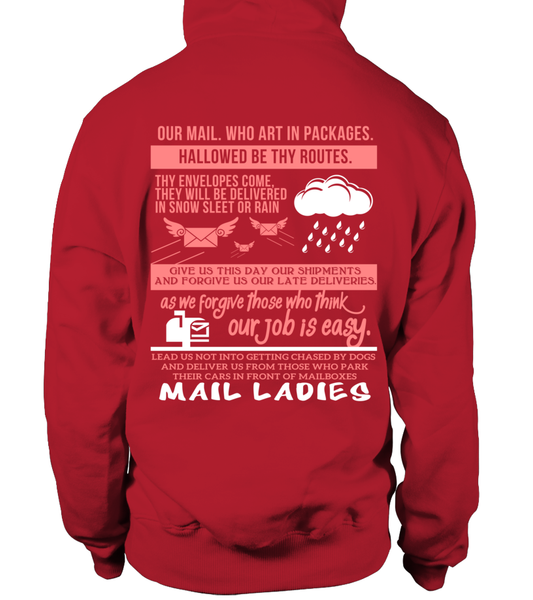 Mail Lady Prayer Shirt - Giggle Rich - 7