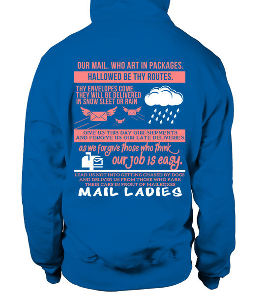 Mail Lady Prayer Shirt - Giggle Rich - 5
